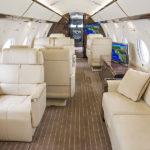 Gulfstream G650内部
